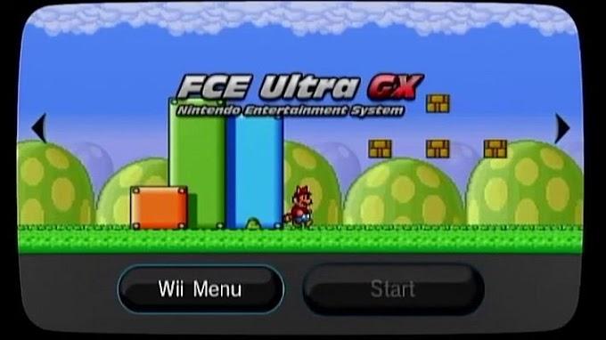 FCE Ultra GX v3.4.5 and Snes9x GX v4.4.6 Released