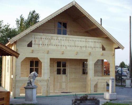 Casas de madera prefabricadas venta de casas de madera en - Casas de madera valencia ...