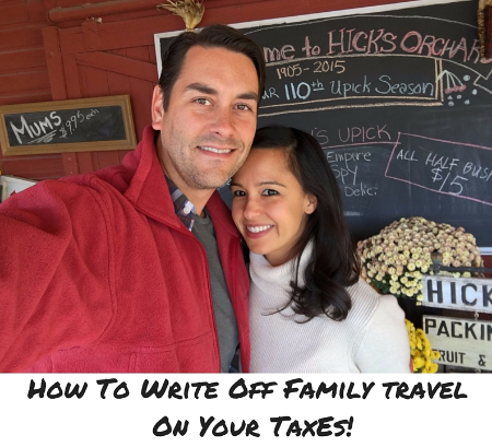 How To Write Off Travel On Your Taxes