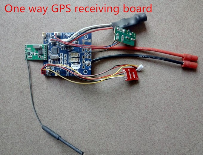 Bayang X21 Automatic 6 Drone RC Quadcopter spare parts GPS Receiver Board