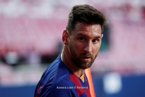 ميسي يبلغ برشلونة بقراره النهائي