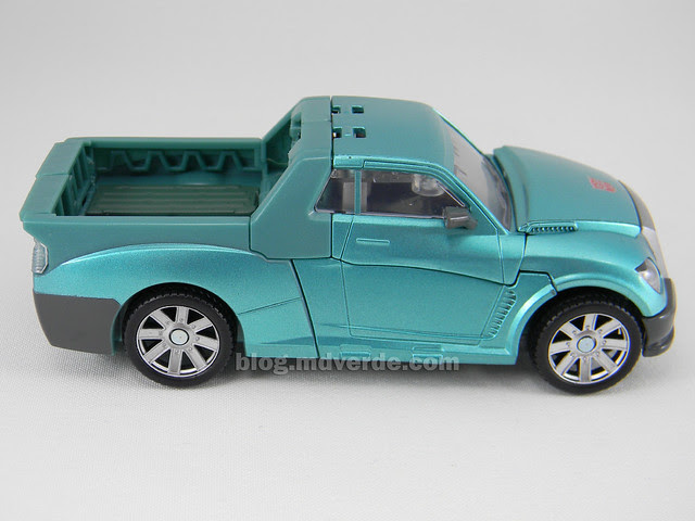 Transformers Kup United Deluxe - modo alterno