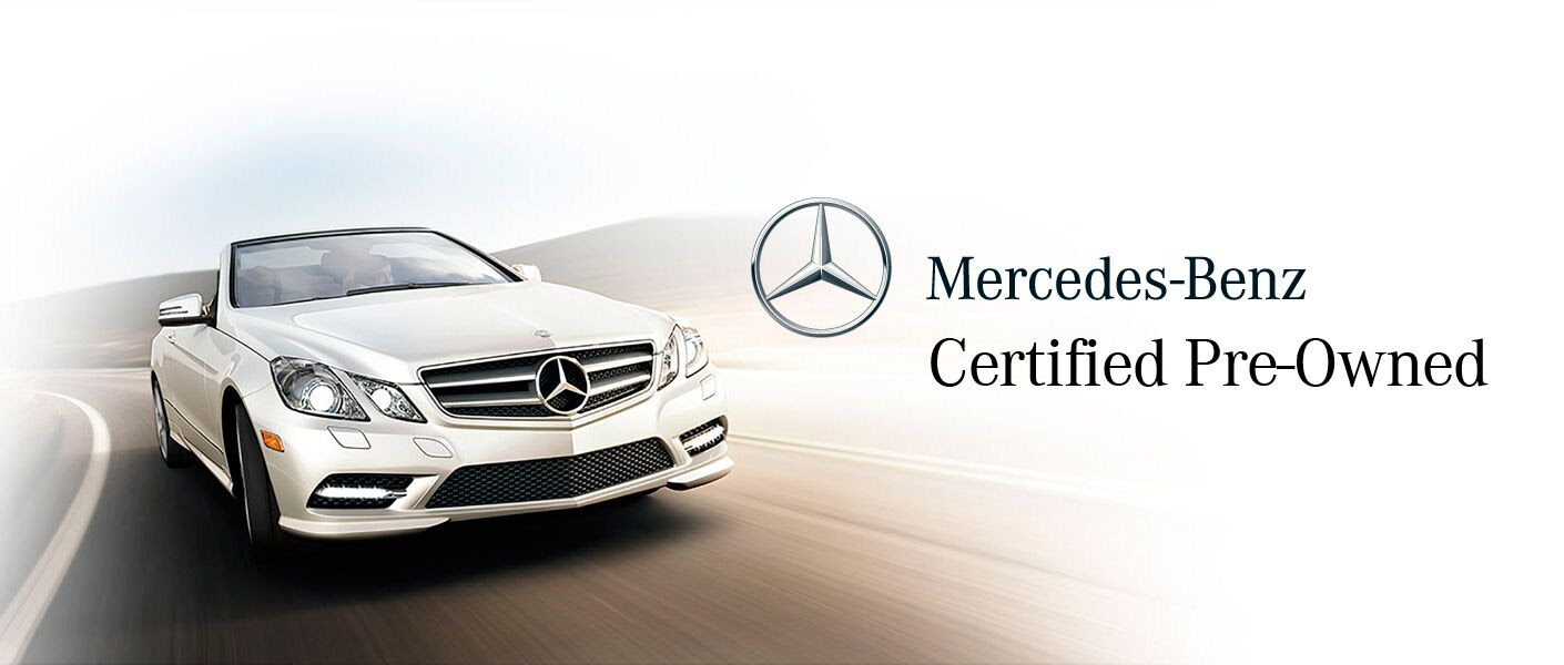 Mercedes-Benz Unlimited Mileage Certified Pre-Owned Warranty