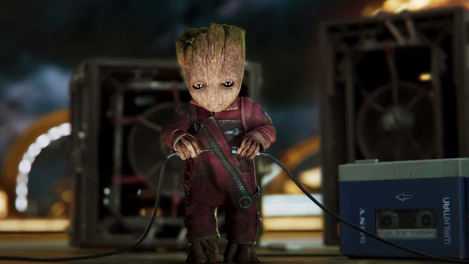 Baby Groot Guardians Of The Galaxy Vol 2 Wallpaper 13720 Baltana