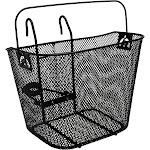 Bell Sports Metal Handlebar Basket, Black