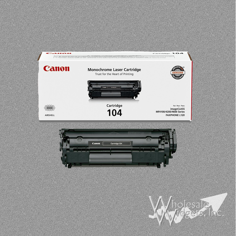 Canon 104 Toner For Use In Canon 104 Toner Imageclass Mf4150