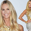 She's still The Body... but what's she done to her hair? Elle Macpherson distracts from still-stunning figure with garishly blonde locks