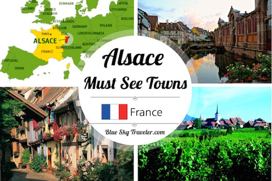 France's Alsace Region