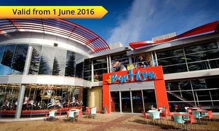 $16 for a 2-Hour Unlimited Rides and Games Card, Exclusive to Groupon and OurDeal, at The Beachouse, Glenelg ($32 Value)