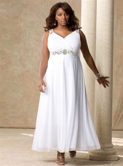 Plus Size Short Wedding Dresses   Styles of Wedding Dresses