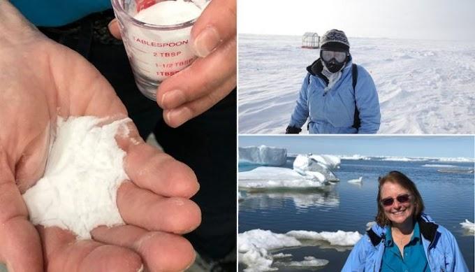 ICE911, EL PLAN PARA CUBRIR CON MINÚSCULAS ESFERAS DE VIDRIO EL ÁRTICO Y AYUDAR A RESTAURAR EL HIELO Y ESTABILIZAR EL CLIMA