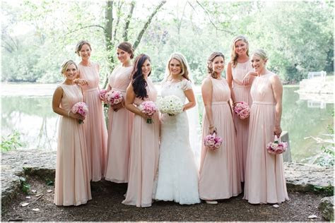Chicago Wedding Inspirations   Bridesmaid Dress Ideas