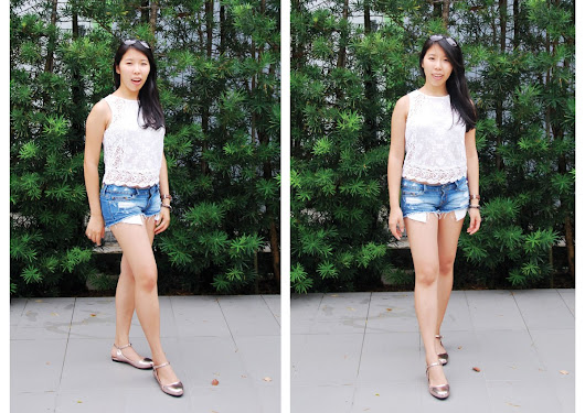 Summer Dressing and Macalister