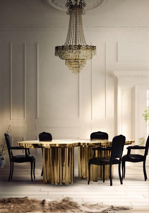 20 Luxury Dining Room Ideas Sure To Inspire