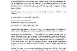 Kumpulan Contoh Pembawa Acara Reuni Keluarga Bahasa Jawa