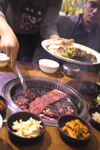 Won Jo Korean BBQ (Strathfield, NSW)