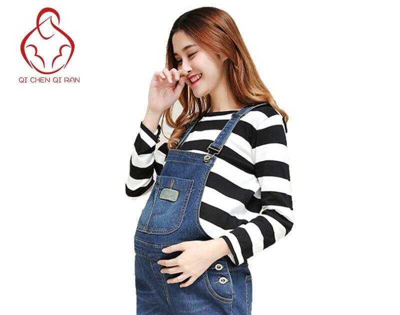 Zwangerschapskleding Lelystad.Goede Kopen Femme Enceinte Jeans Broek Moederschap Vrouwen Uniformen