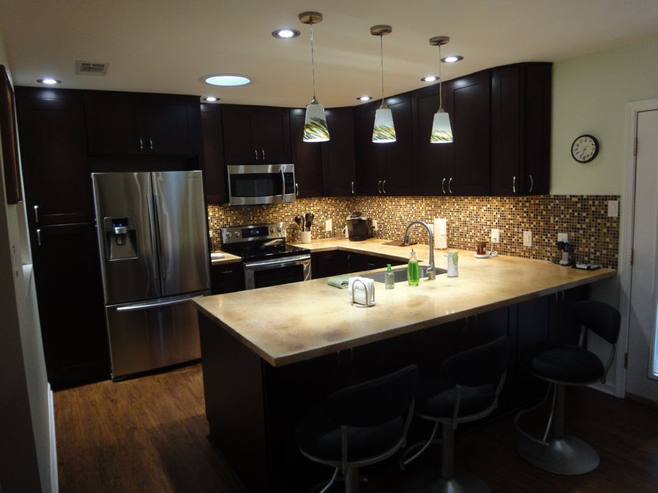Kitchen Design Ideas Espresso Cabinets Hawk Haven