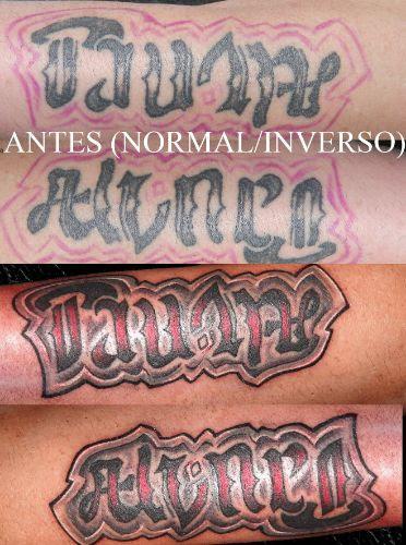 Dos Nombres En Uno Arreglo Roots Tattoo Granada