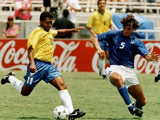Top Ten World Cup Heroes.Romario-My Way