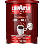Lavazza Premium House Blend Ground Coffee - 10 oz canister