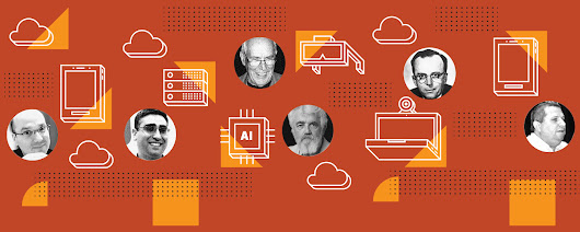 The New Fathers of Technology: 6 Men Whose Innovations Shape Our World