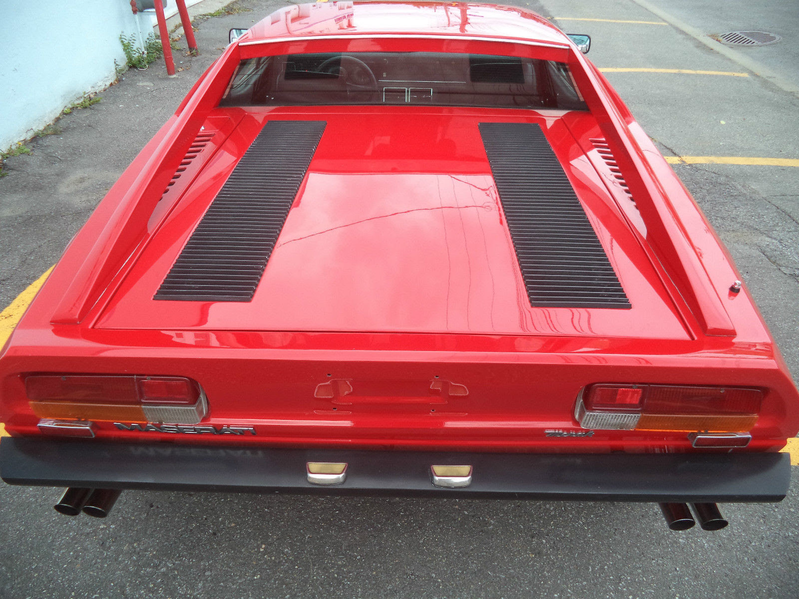 1980 Maserati Merak For Sale