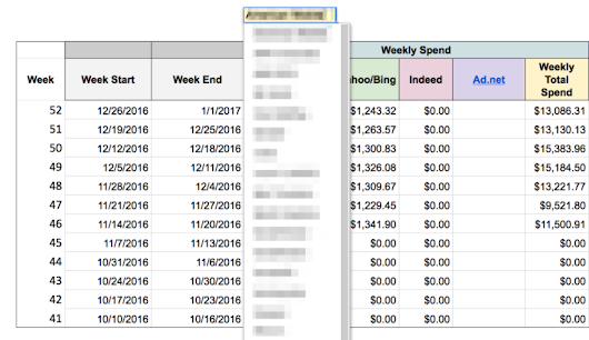 Using Google Sheets for PPC | PPC Hero