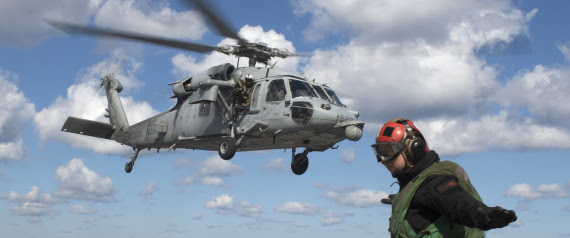 AMERICAN MILITARY HELICOPTERS