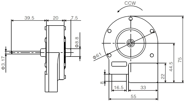 ge ecm motor wiring diagram