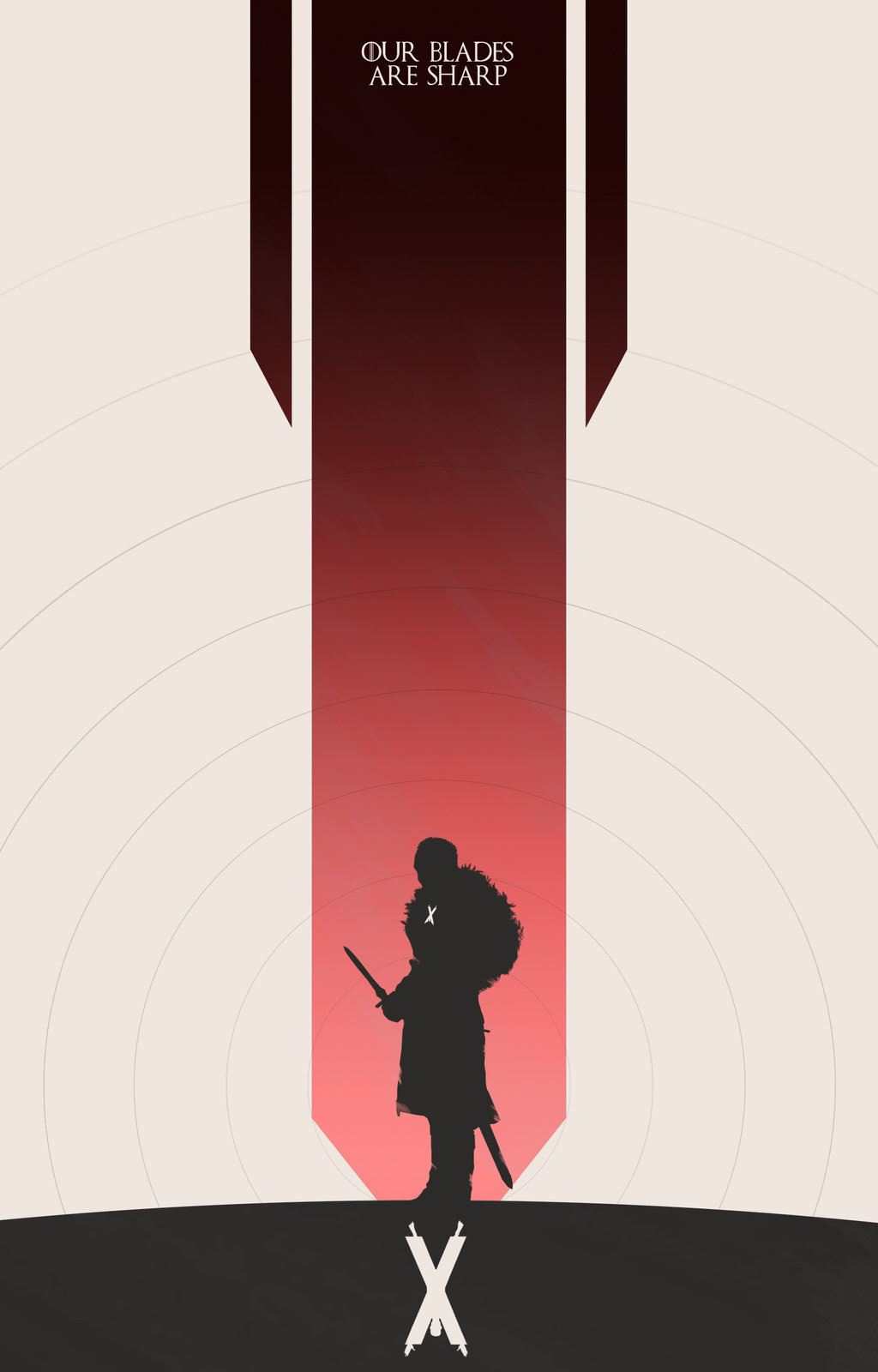 Game of Thrones Banners by Colin Morella