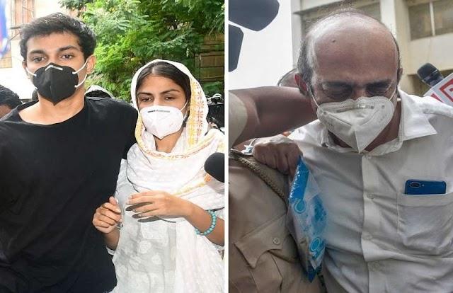 इस कारण मुंबई की सड़कों पर भटकते दिखे Rhea Chakraborty के माता-पिता?