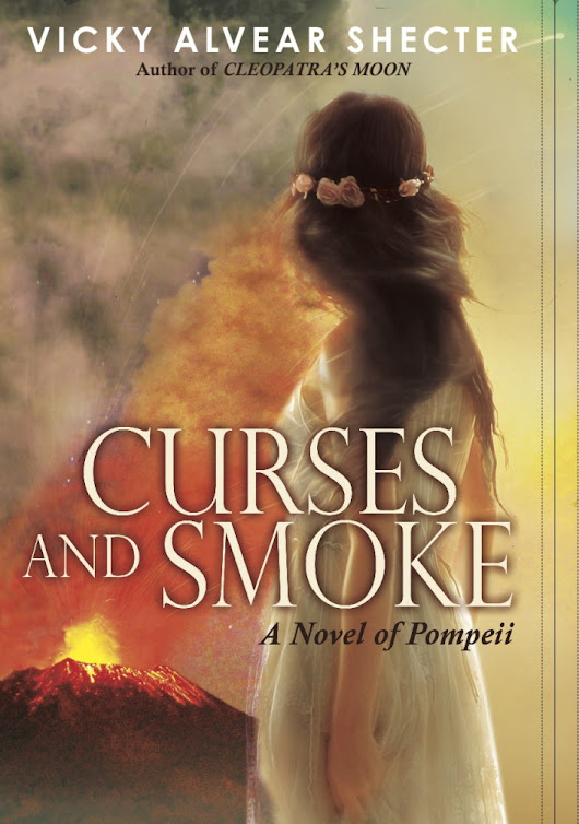 Kelsey's Book Corner: Book Blast + Giveaway: Curses and Smoke by @valvearshecter