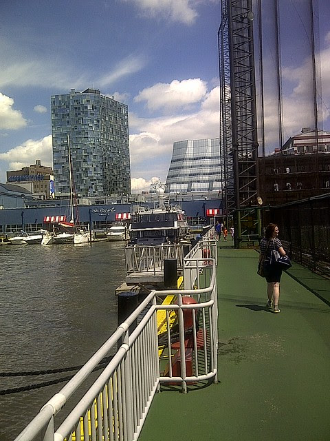 Chelsea Pier