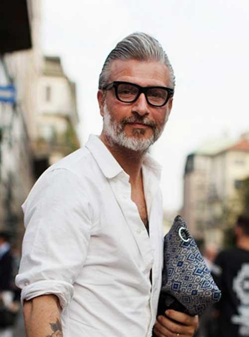 Coole ältere Männer Frisuren Null Frisuren