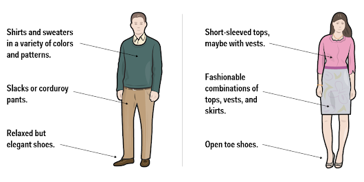 Here's What 'Business Casual' Really Means