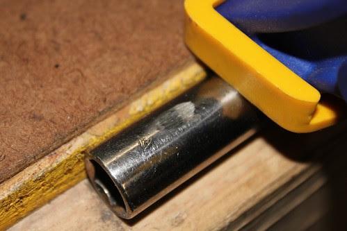 DIY Spark Plug Tool
