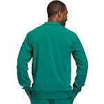 (CK305A) Cherokee Infinity Men's Zip Front Jacket