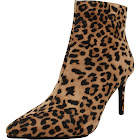 """Delicious Women's Pointy Toe 3 1/4"""" Heel Ankle Boot"""