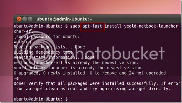 Ubuntu VMware Workstation 2011 07 05 15 42 52 Acelarar la velocidad de bajada de apt get