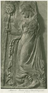 [Dancing maenad] Digital ID: 1624042. New York Public Library