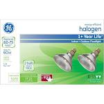 GE Energy Efficient Halogen Indoor/Outdoor Floodlight - 2 pack