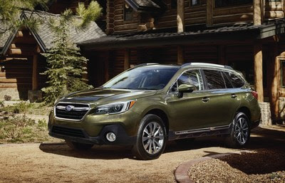 2017 Subaru Outback Named to U.S. News & World Report's Best New Cars for Teens | 08/22/17 | Markets Insider