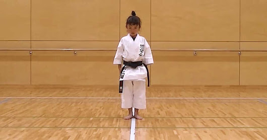 Little Girl Is A Martial Arts Master
