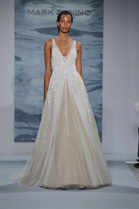 Mark Zunino Wedding Dresses Spring 2015   MODwedding