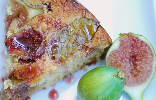 dorie greenspan's fig cake for fall