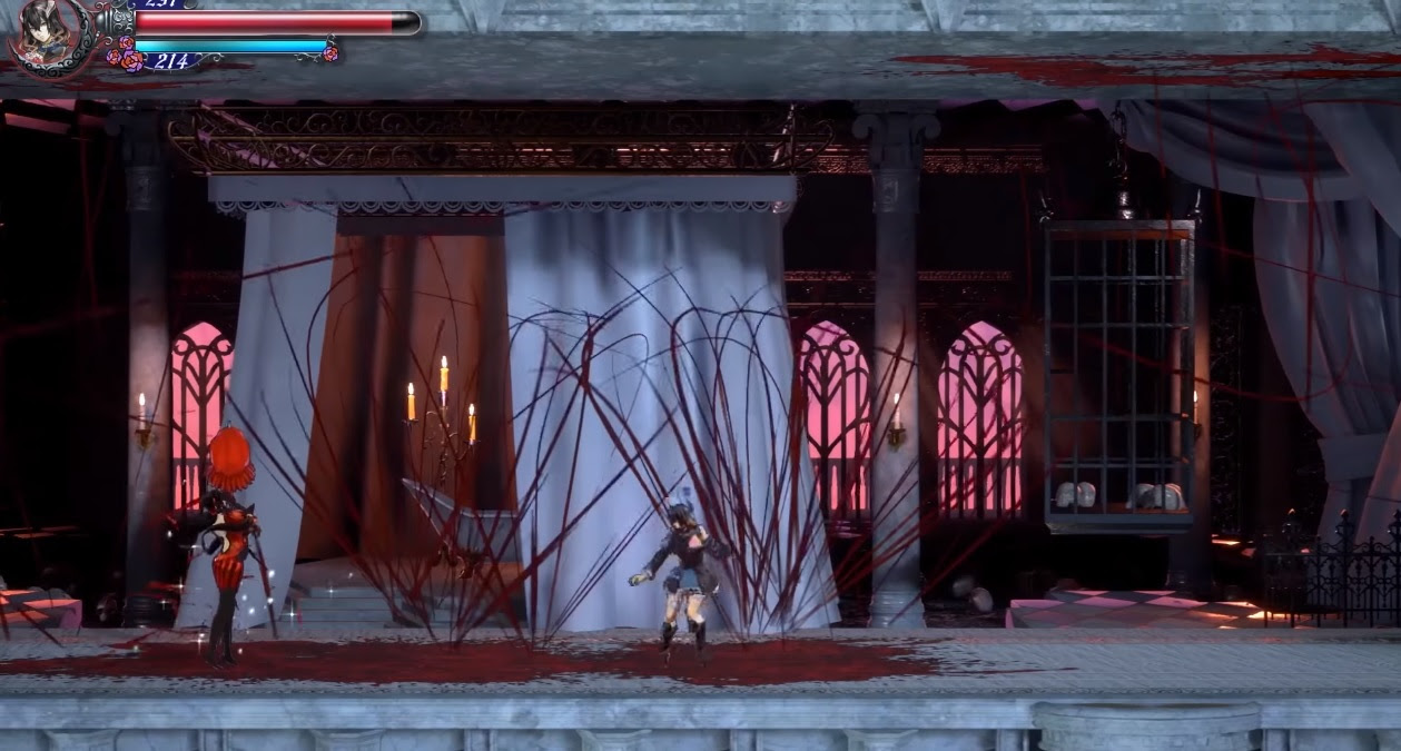 Bloodstained is still looking good, if a little slow screenshot