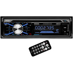 Boss 508UAB In Dash CD Car Player USB MP3 Stereo Audio Receiver Bluetooth by VM Express