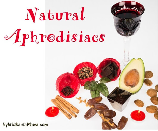 A Definitive Guide To Natural Aphrodisiac Foods, Herbs, And Essential Oils