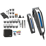 Wahl Deluxe Haircut Kit with Trimmer and Storage Case